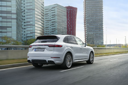2019 Porsche Cayenne - Car Leasing Concierge