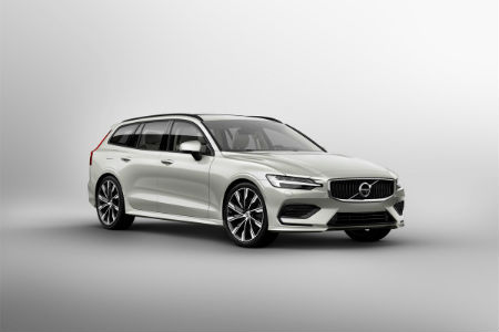 2019 Volvo V60 Atherton - Car Leasing Concierge