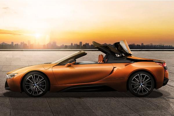 2019 BMW i8 Roadster - Car Leasing Concierge