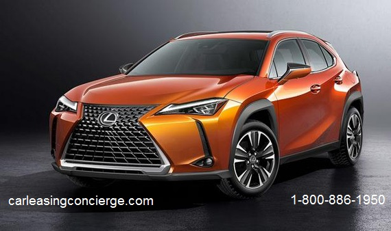 New Lexus UX 200. Car Leasing Concierge