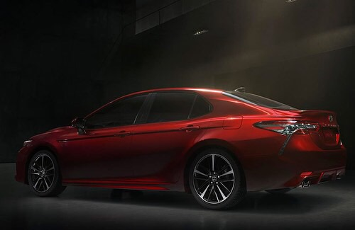 Lease A New 2019 Toyota Camry Car Leasing Concierge