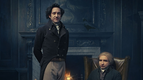 Jonathan Strange and Mr Norrell - Copyright BBC