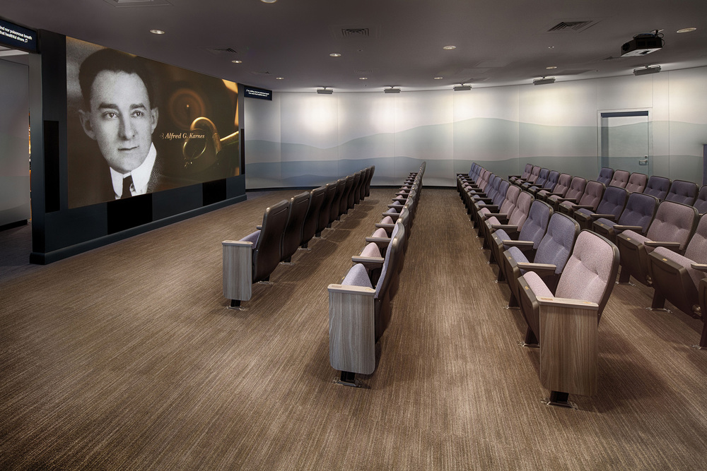 ORIENTATION THEATER