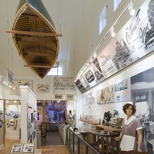 EAGLES MERE MUSEUM