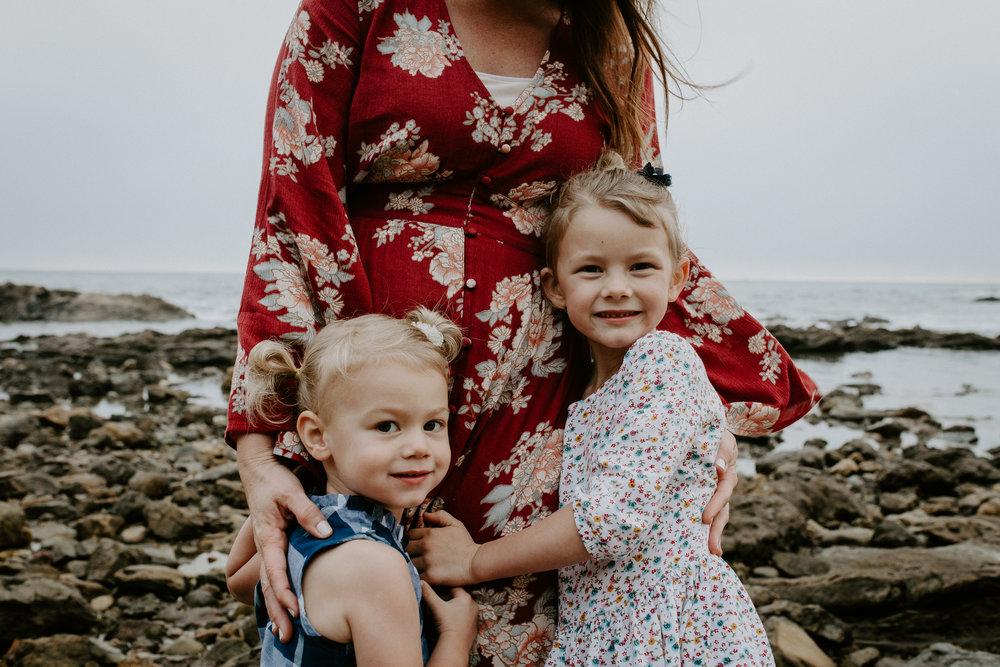 Rebecca Kent family session