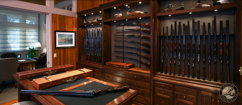 Superior Gun Rooms U0026 Cabinetry