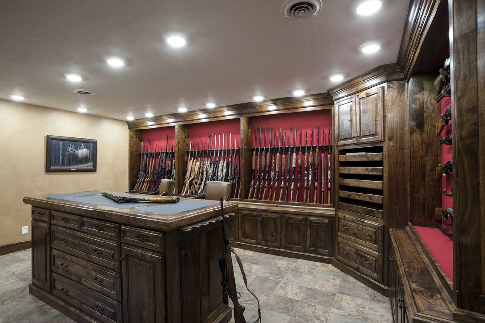gun rooms cabinetry julian sons fine woodworking