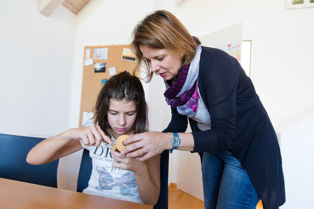 Lernen lernen / Probleme mit den Hausaufgaben: Lerntherapie Rafz. Bei Schulschwierigkeiten lernen lernen.