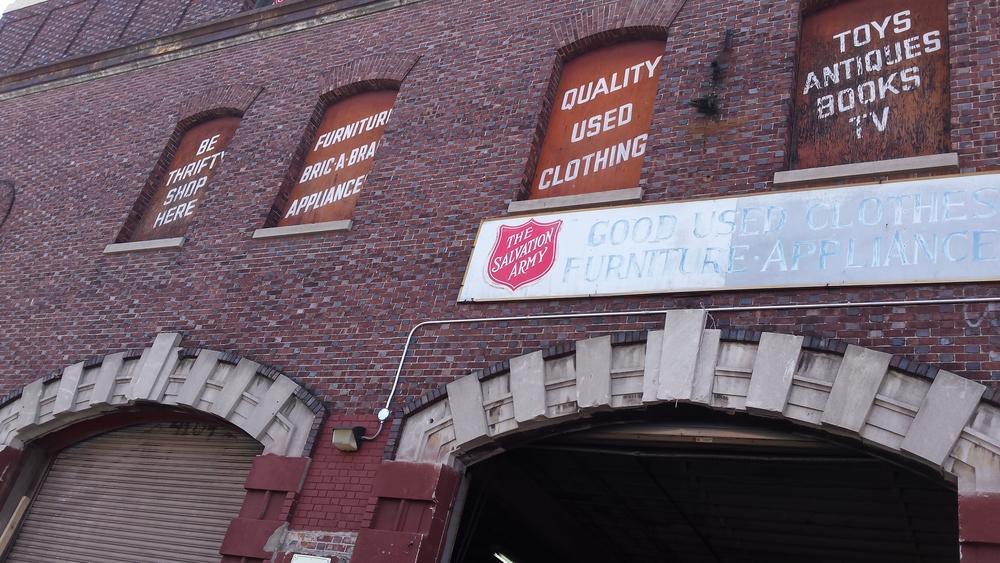 Salvation Army, Bronx, NY