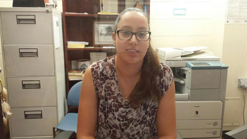 Angelica Sierra, Salvation Army in Roxbury, MA