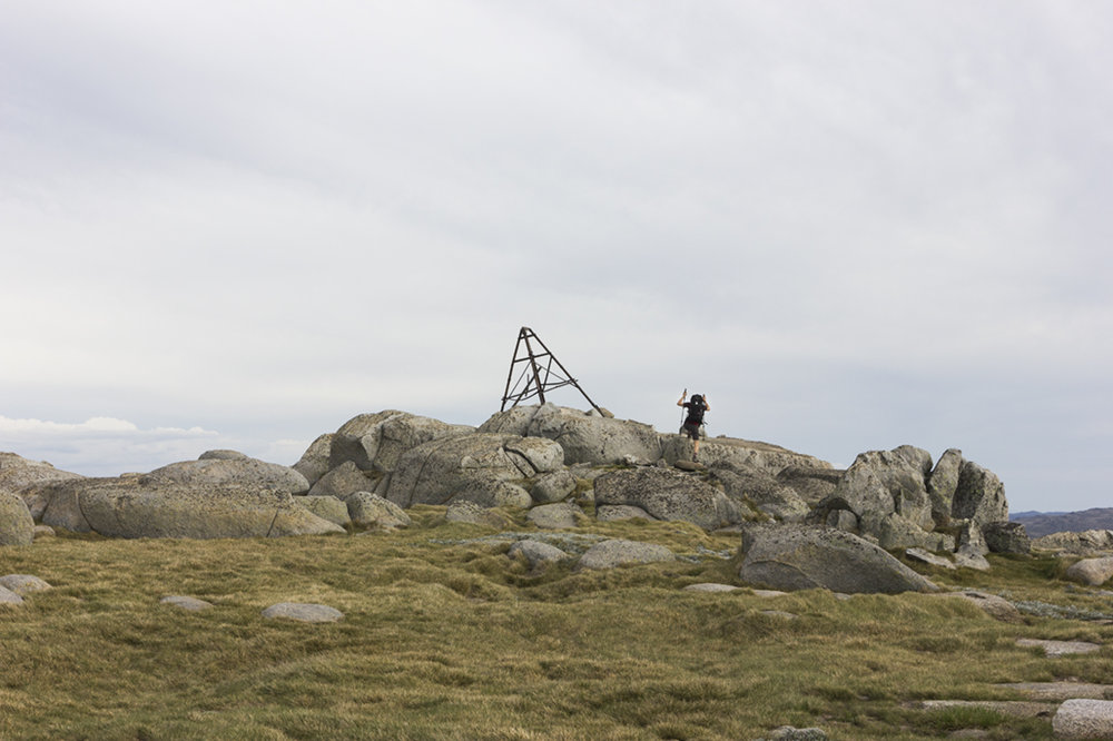 Mt. Twynam (2.195m)