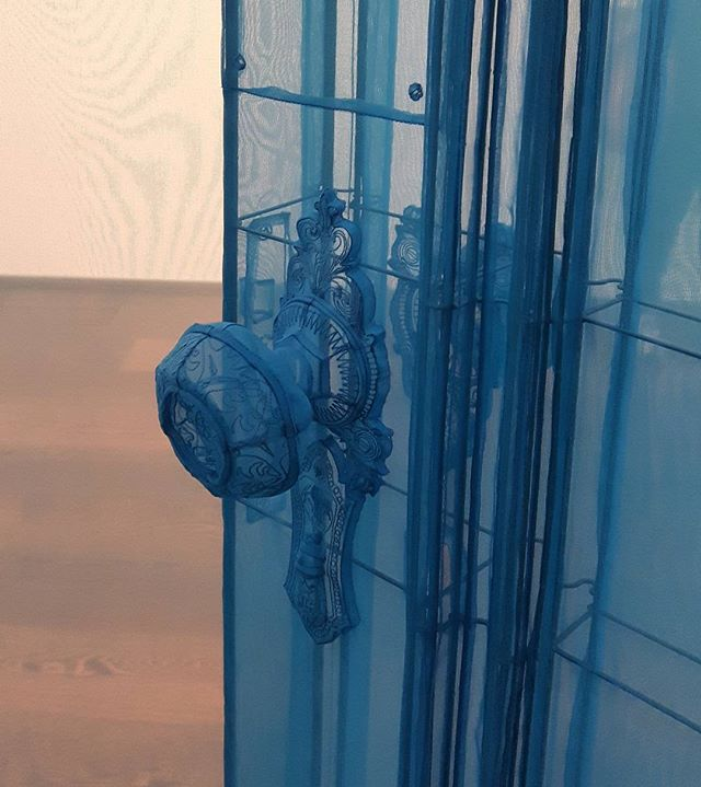 So happy to finally see Do Ho Suh's work in person #dohosuh #passages #inbetweenspaces#home#memories