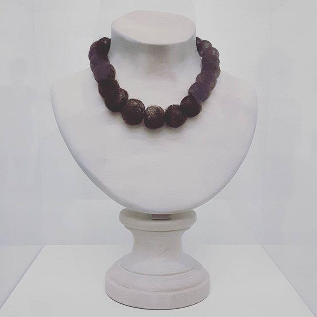Hair Necklace #monahatoum
