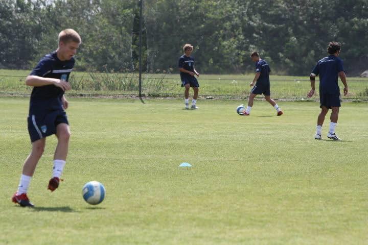 TRUEnergy Ryan Soccer Drill