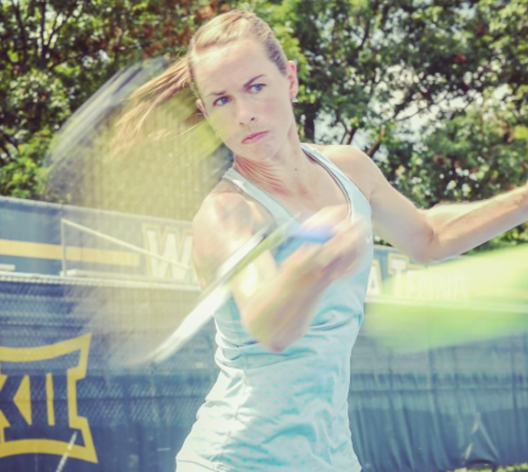 Emily Harman, College Tennis Coach / Former Pro Tennis Player