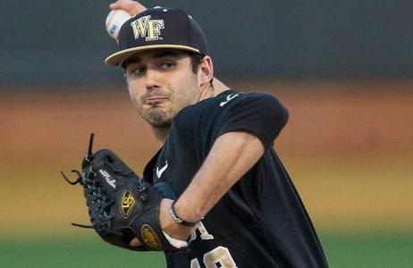 Aaron Fossas, Cincinatti Reds Prospect (MLB)