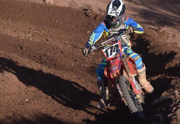 Mason Wolf, Amateur AMA Motocross