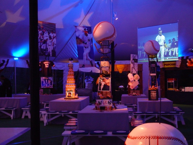 Eggsotic Events Baseball Sports Theme Bar Mitzvah Decor Lighting NJ NYC 2.jpg