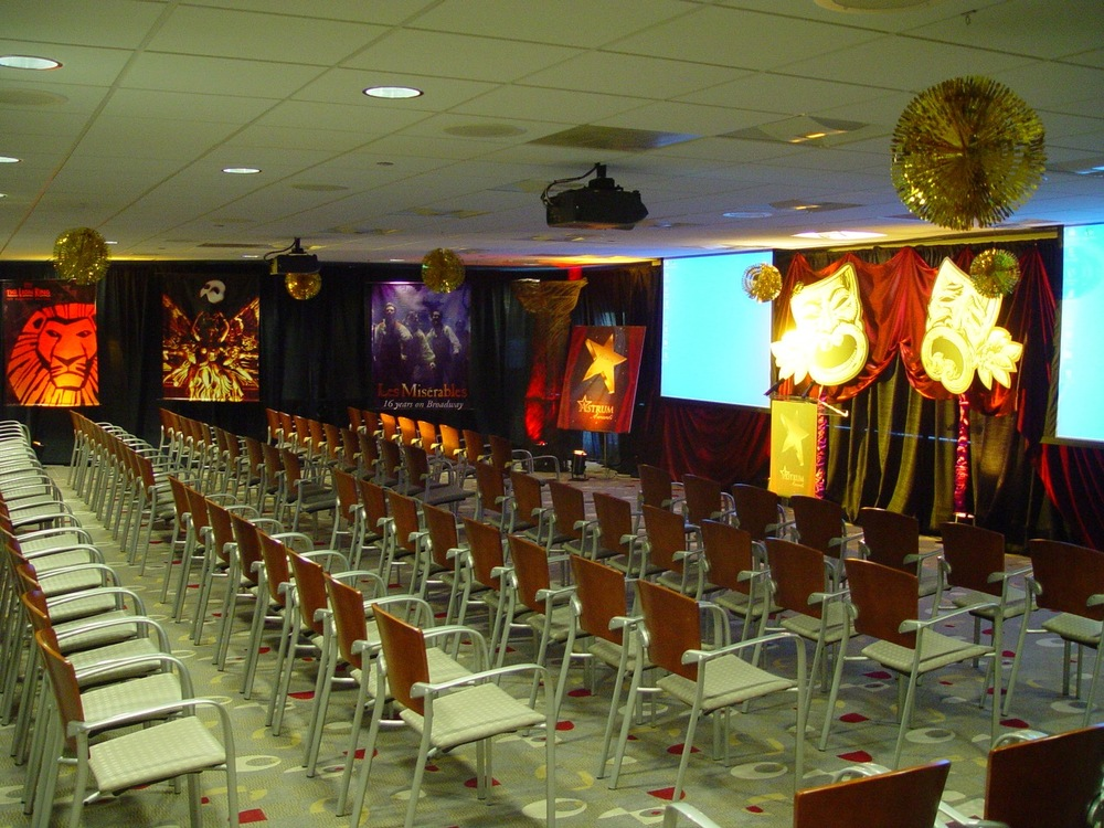 Broadway Theme Decor Rentals from Eggsotic Events NJ NYC  - 1.jpg