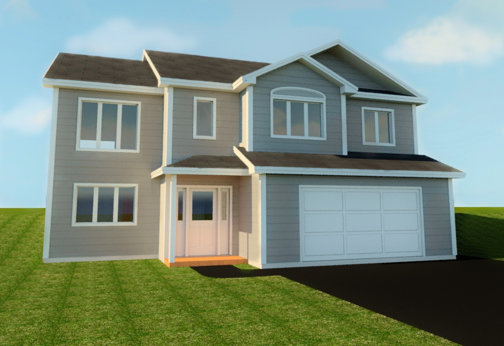4 BEDROOMS  •  3 BATHROOMS  •  single GARAGE  •  2285 SQ FT