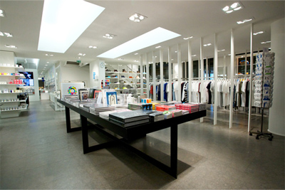 Colette, 213 Rue Saint Honoré, Paris.