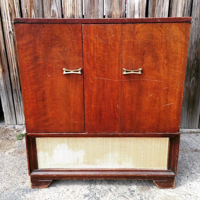 1943 Rca Victrola Cabinet Dc Treasurebuy Sell Vinyl Records