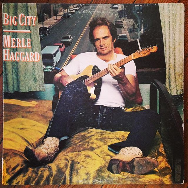 Tipping my hat to this guy today. One of the all time great voices #merlehaggard #vinyl #vinylrecords #records #country #countrymusic #oldcountry #merle #petworth #petworthdc