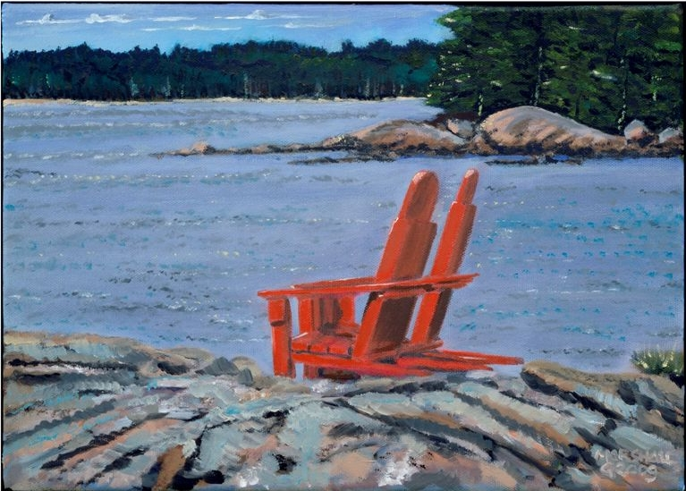 Chairs on the Coast