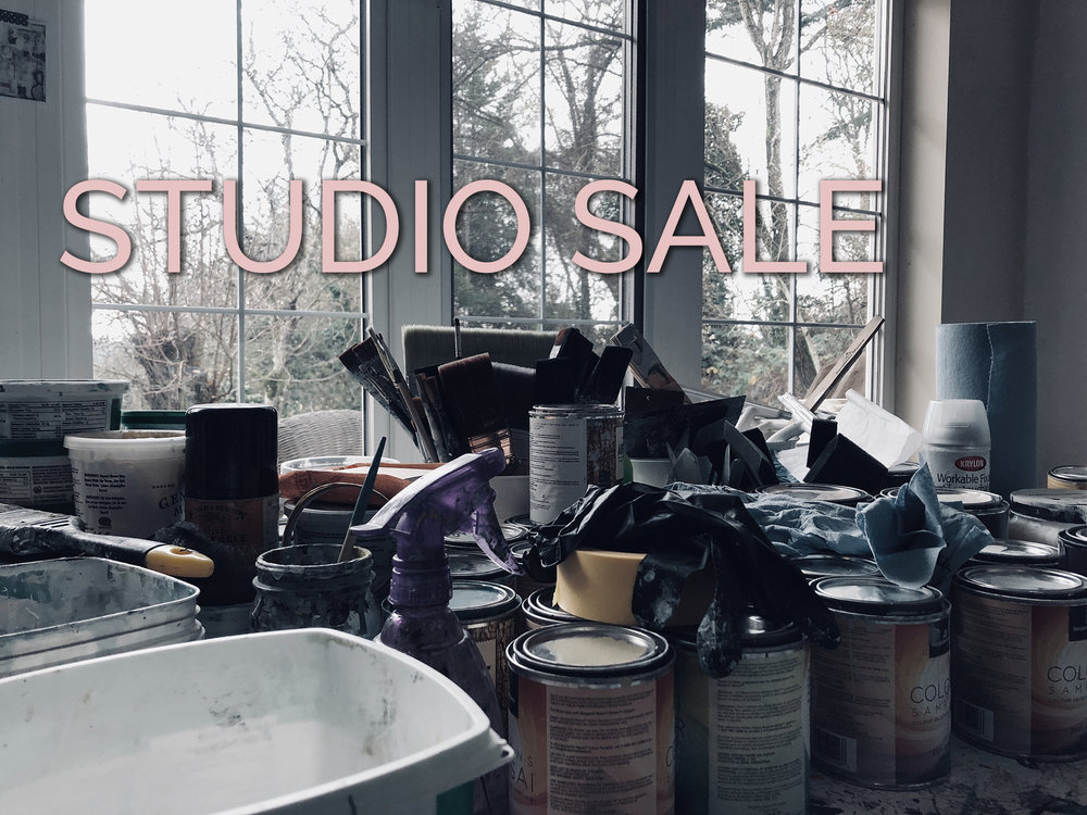 Year End Studio Sale
