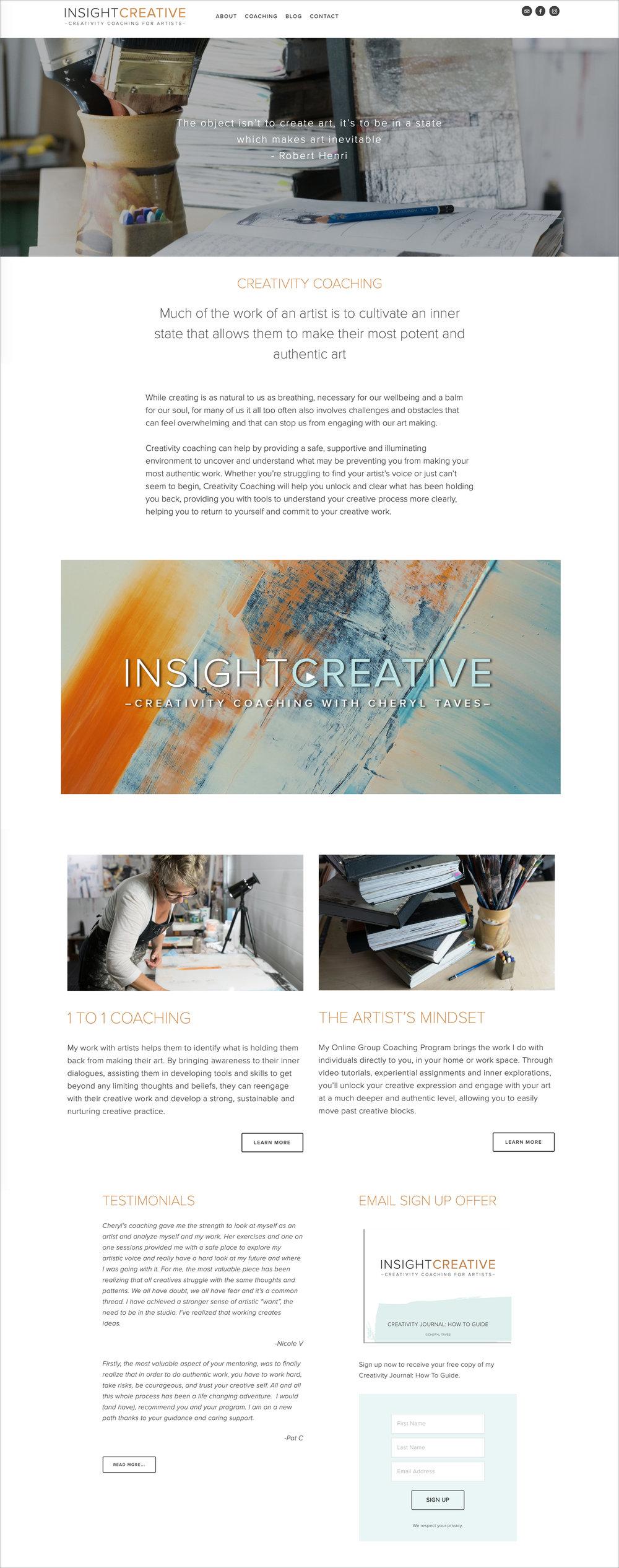 Cheryl Taves | Insight Creative