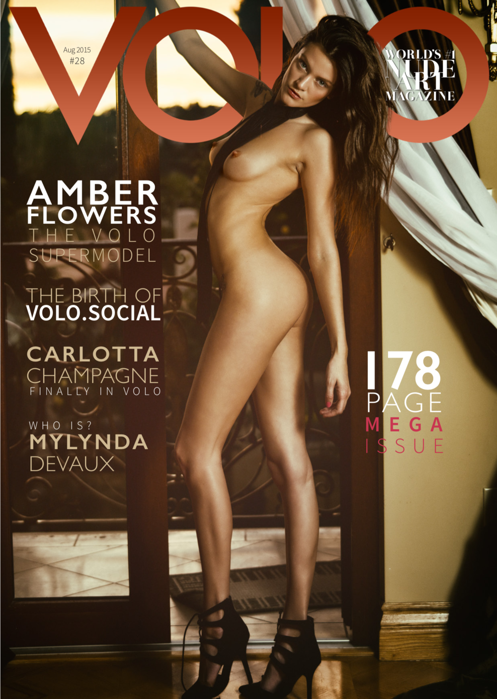 Copy of VOLO Magazine's Amber Flowers