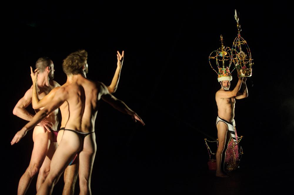 Photo credit: Phillip Adams BalletLab - Kingdom