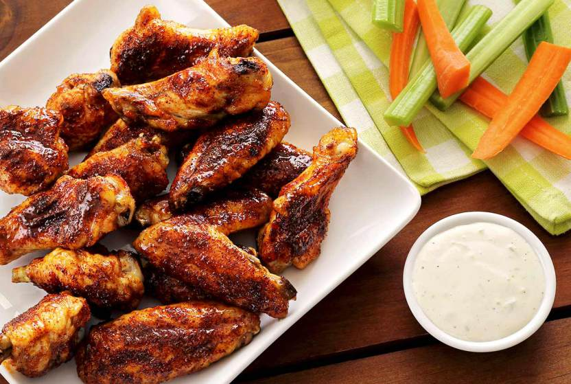 http://www.paleonewbie.com/spicy-sweet-chipotle-honey-baked-chicken-wings-recipe/