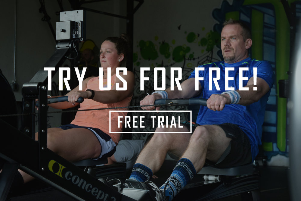 INTIMIDATED BY THE GYM ATMOSPHERE?  WE KNOW WHAT THAT IS LIKE. sTOP IN FOR A COMPLIMENTARY FREE TRIAL!