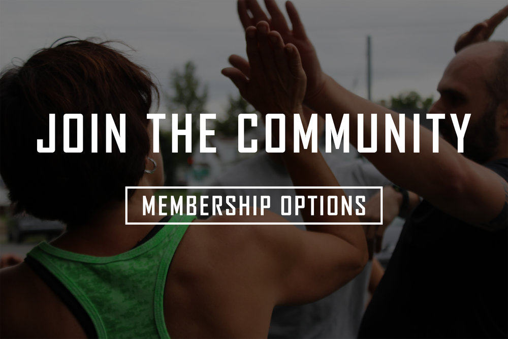 MORE THAN JUST A GYM...We offer COMMUNITY BASED FUNCTIONAL FITNESS THAT HAS BEEN PROVEN TO DELIVER AMAZING RESULTS!