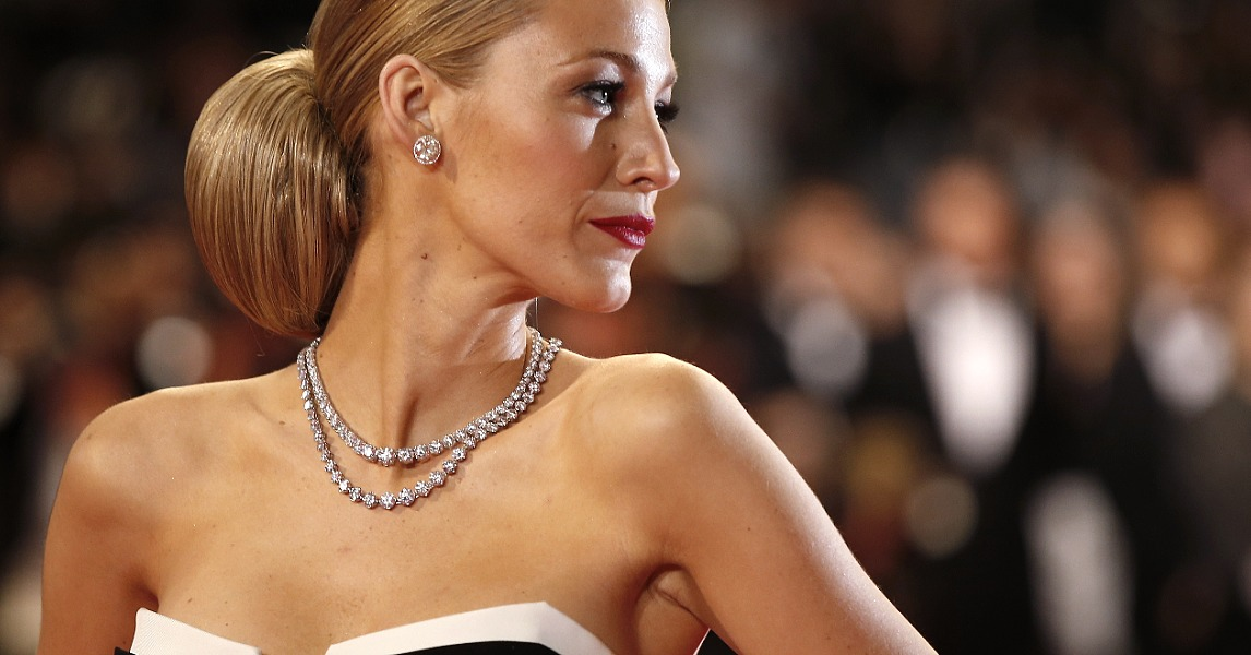 #BlakeLively2 #Cannes #2014
