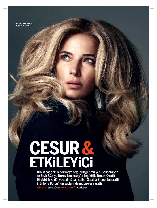 #vogueturkiye #hairby #saschabreuer