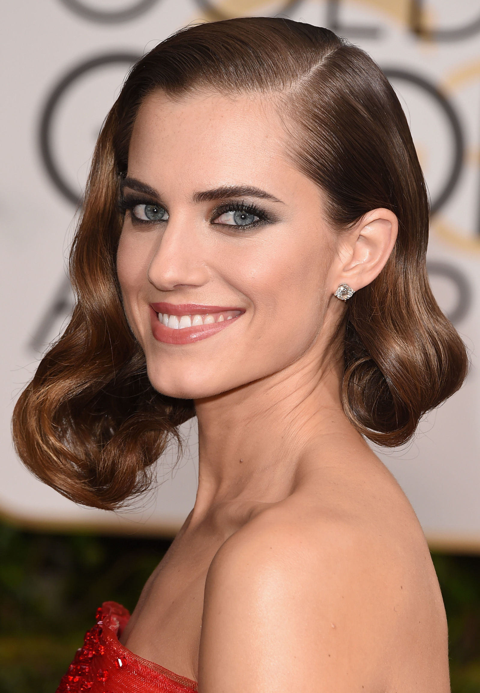 #AllisonWilliams #GoldenGlobes #2015