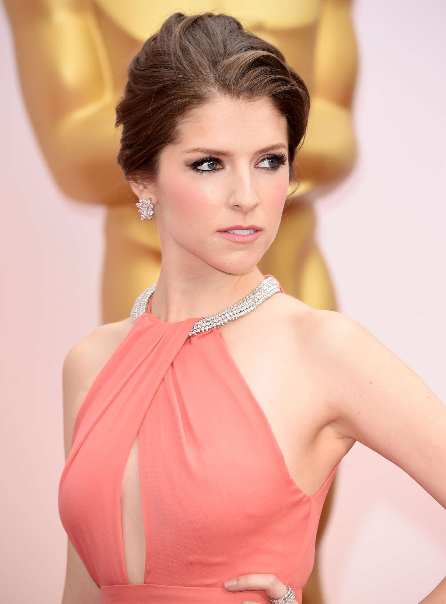 The Best Hairstyles From The Oscars 2015 — Sascha Breuer