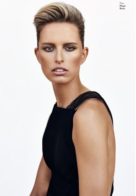 #karloninakurkova #hairbysaschabreuer 11