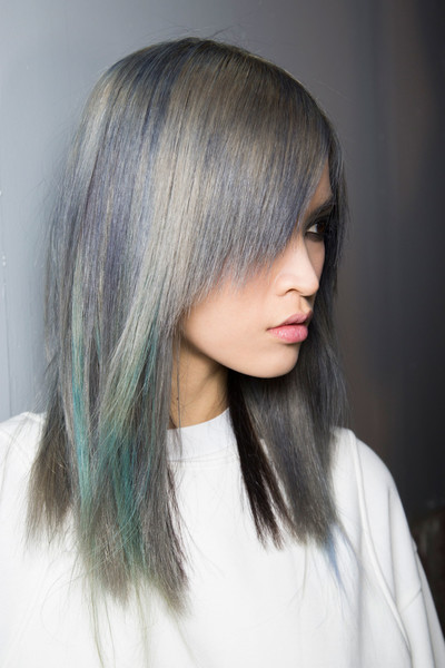 This Is Possibly One Of My Favorite If Not Most Hair Color Trends For 2016 To Emerge Out Paris Fashion Week