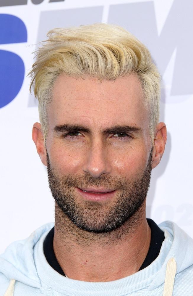 Bleach Boys: Platinum Blonde Hair For Men