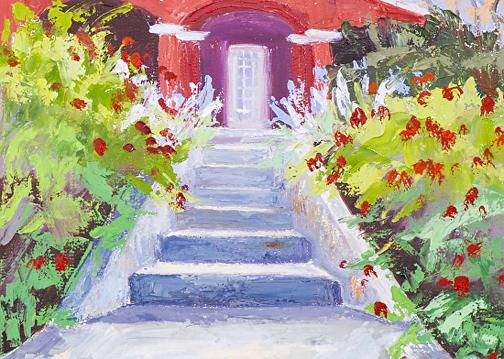 (c) Welcome by Ann McCann