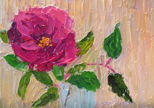 Day 3 Rose (c)Ann McCann 2015