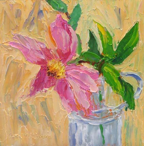 Warm Butterfly Rose (c)Ann McCann 2015