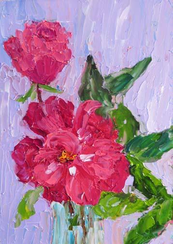 Day 22 Roses (c)Ann McCann 2016