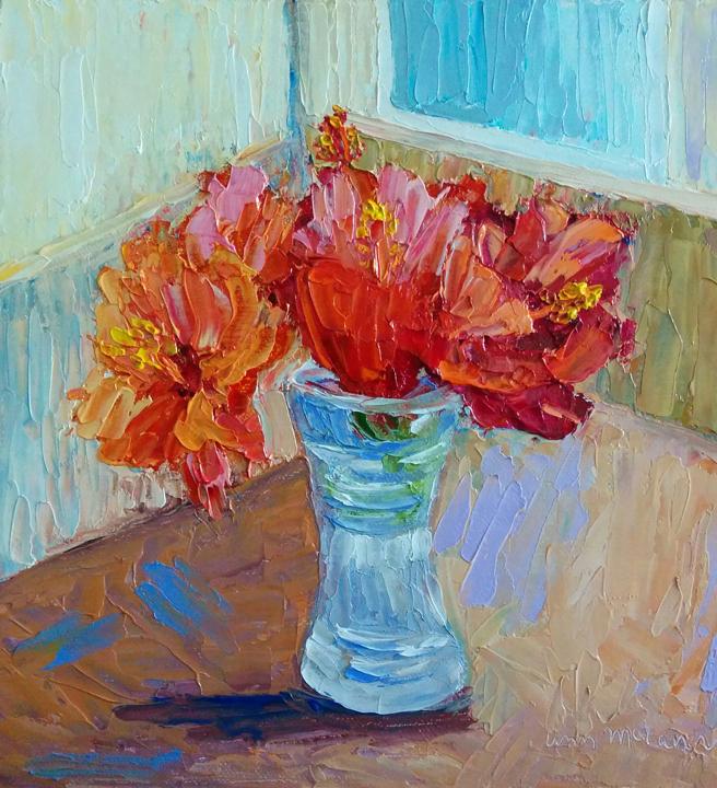 Hibiscus Afternoon (c)Ann McCann 2016