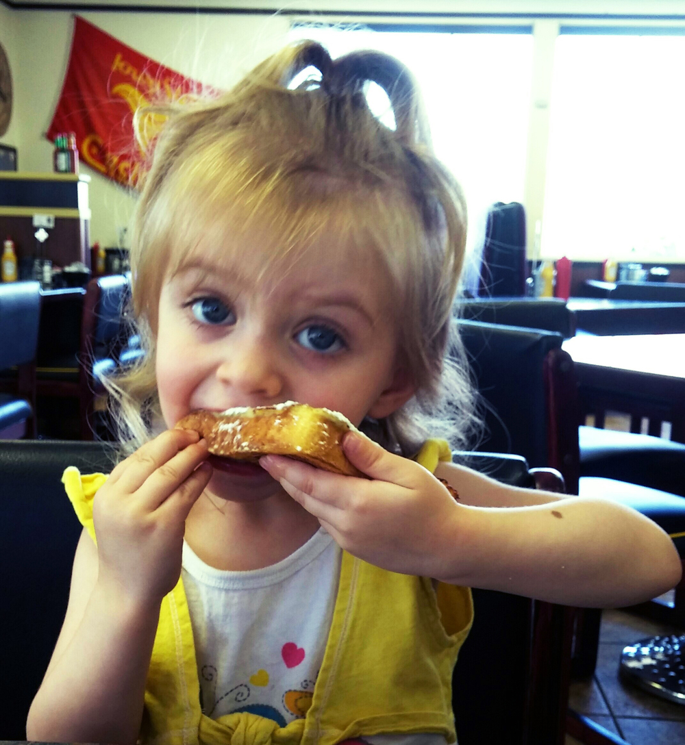 """Even fussy eaters love the Iowa Cafe!"""