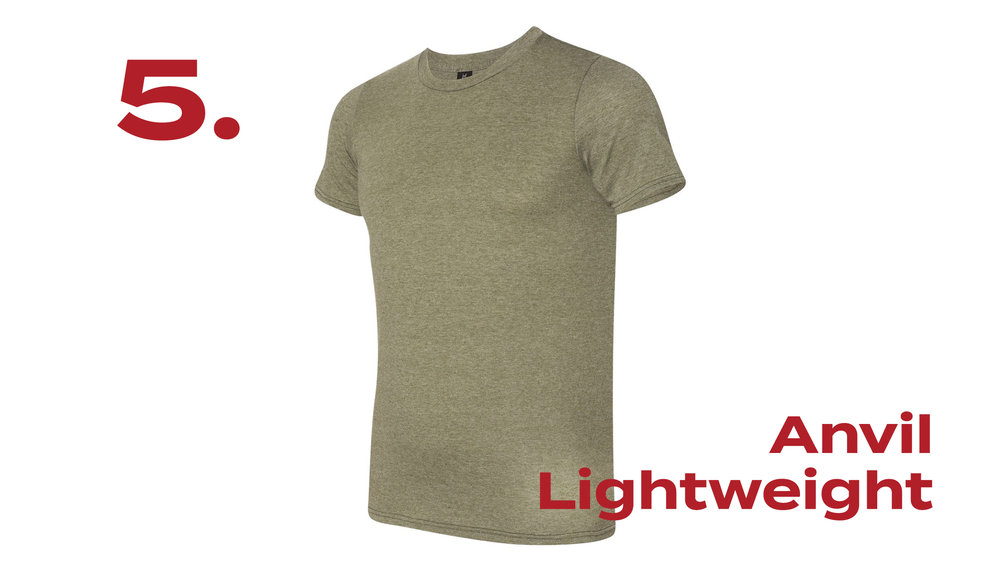 4994f15d Meet the most affordable premium tee on the market. Tons of color options,  soft with a tubular fit and complete with a TearAway label for  easy-relabeling!