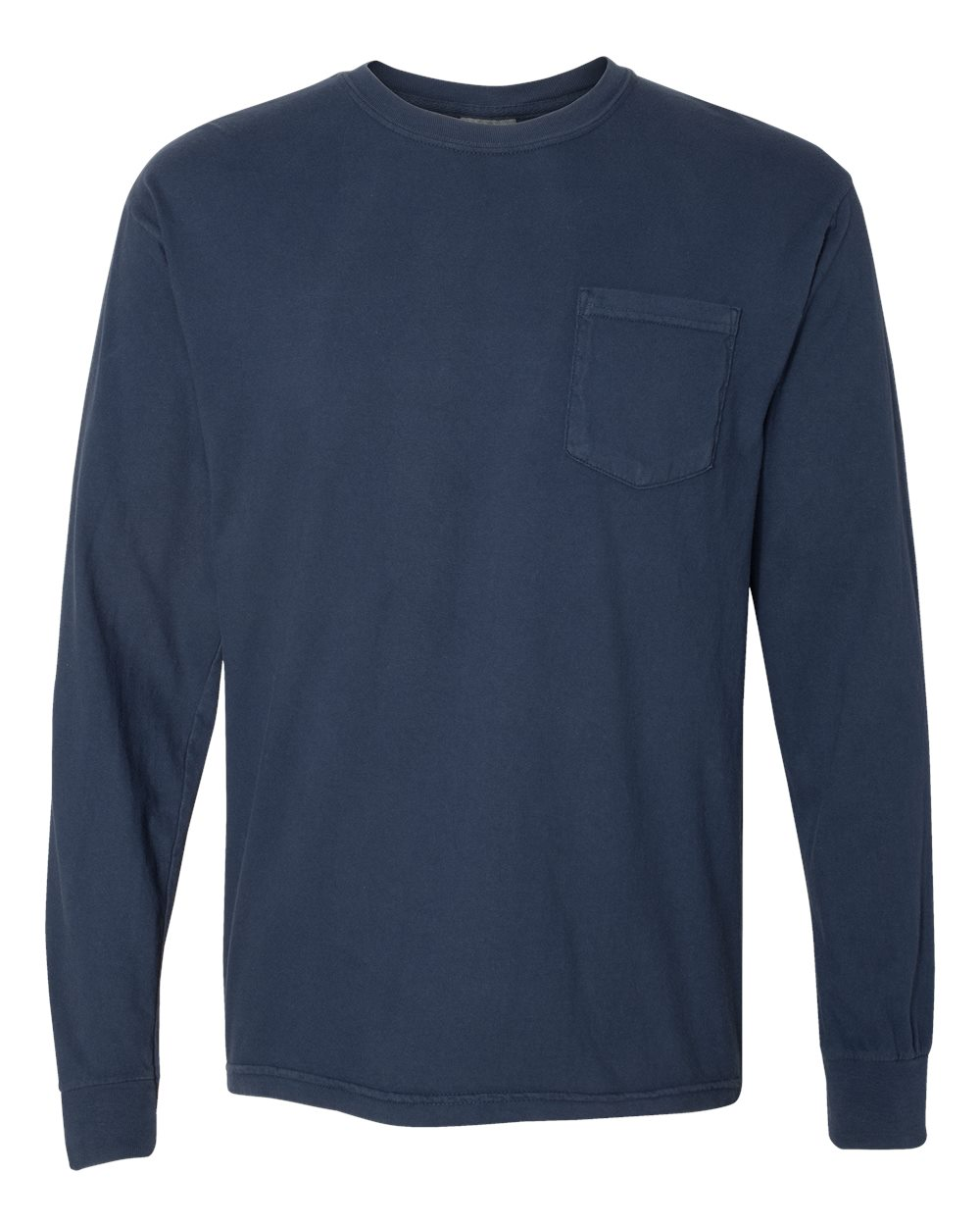 Comfort Colors Heavyweight LS Pocket Tee 4410
